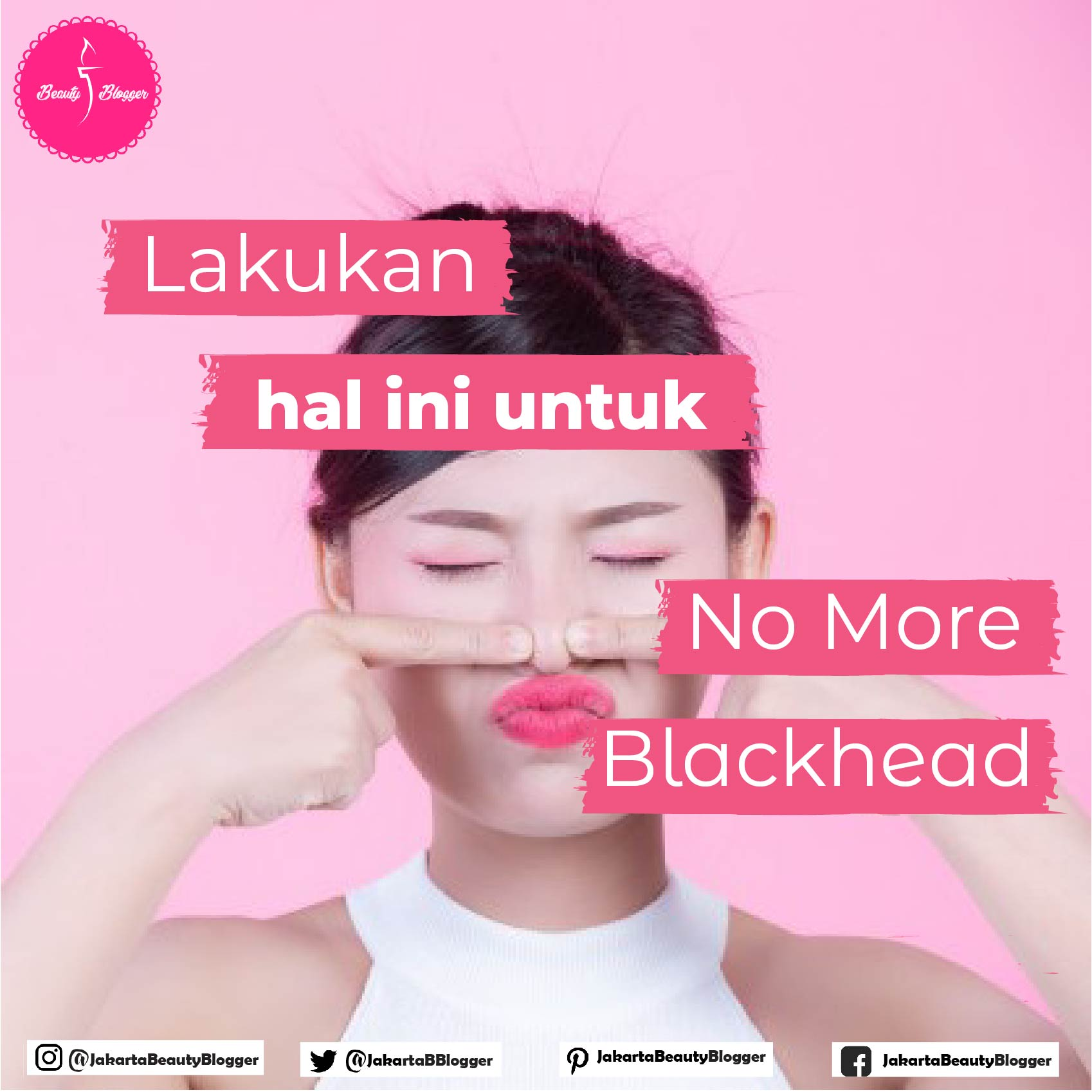 tips mengurangi blackheads