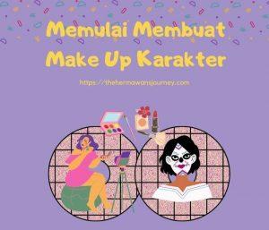 makeup, makeup karakter, makeup character
