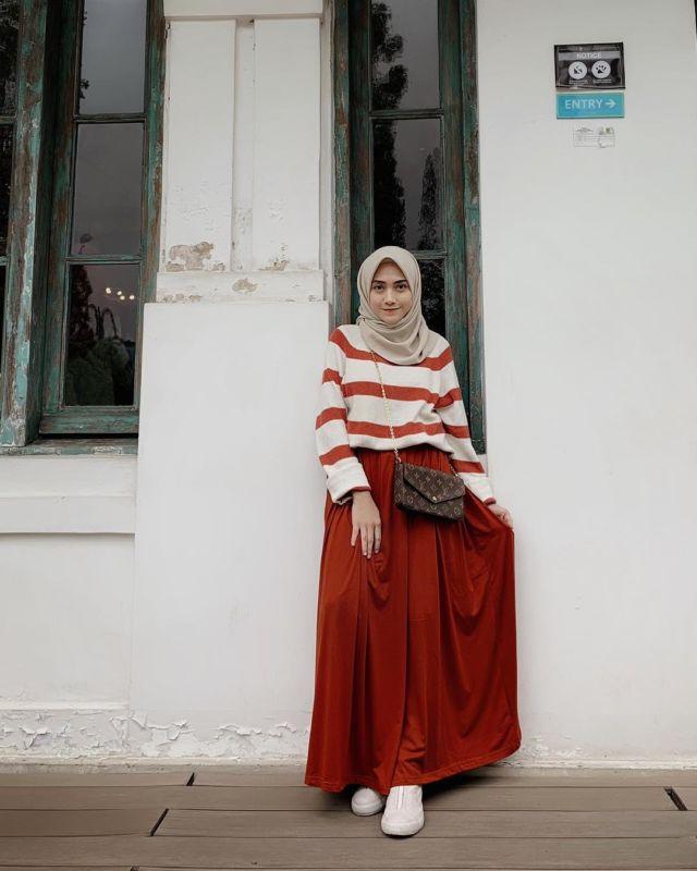 Hijab, ootd hijab, outfit hijab, hijabers, nisa cookie, outfir of the day, outfit kekinian, outfit daily, hijab daily, daily wear, hijab daily, daily wear hijab