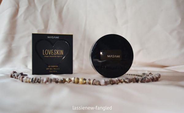Review Masami LoveSkin BB Cushion , Masami LoveSkin BB Cushion , BB Cushion, rekomendasi BB Cushion, review BB Cushion