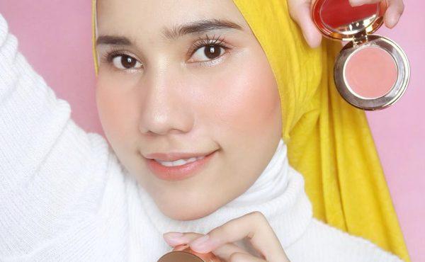RUNA Moonflush, Cream Blush Lokal dengan 5 Pilihan Warna Cocok untuk Skin Tone Indonesia, RUNA Moonflush, cream blush , cream blush lokal, rekomendasi cream blush lokal , rekomendasi cream blush , cream blush runa