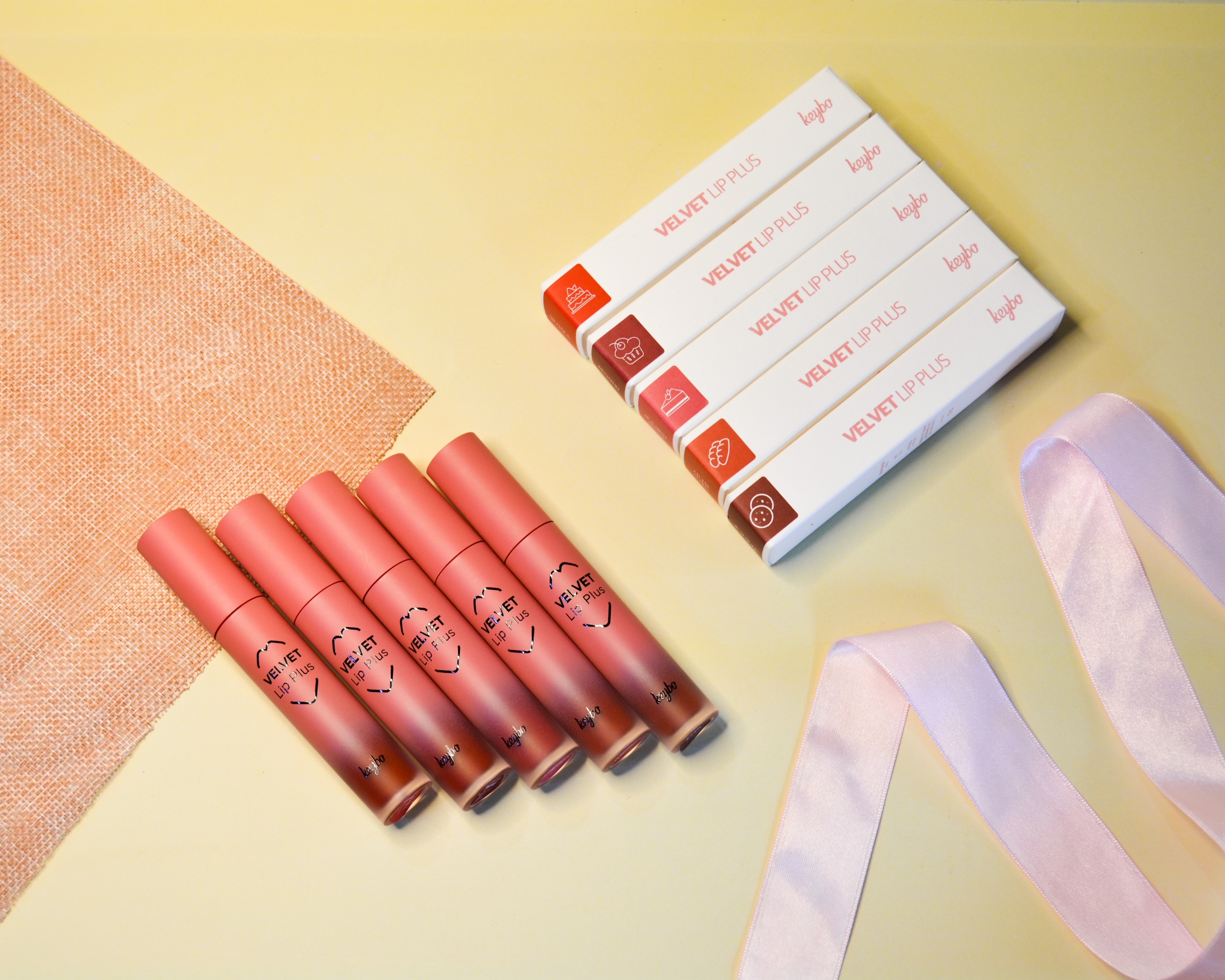 Keybo Velvet Lip Plus Tint
